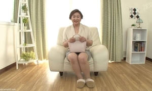 Pulchritudinous mom japanese fucked