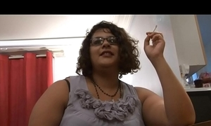 Lovely big woman (bbw) screwing abiding dp with respect to interview part 2
