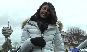 French indian teen craves her holes in proliferate in [full video]