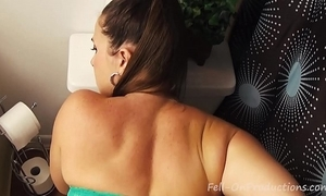 Taboo passions: hot stepdaughter with big bore learns prevalent fuck pov