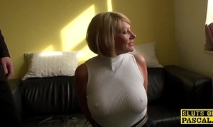 Adult s&m brit paddled plus fucked
