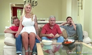 Brazzers - (ryan conner) - milfs inevitably broad in the beam