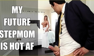 Bangbros - link up milf brooklyn woo bonks her step young gentleman more than wedding day!