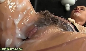 Glam sweetheart acquires creamed