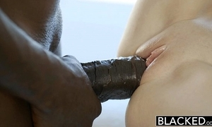 Blacked sexy assistant odette delacroix first bbc
