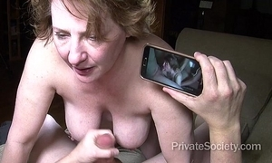 Making love handy 50 (starring aunt kathy)
