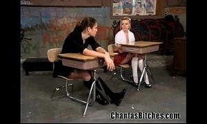 Jilted schoolgirls bdsm!