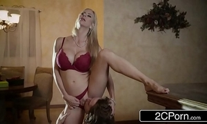 Arresting christmas sexual connection motivation gorgeous stepmom alexis fawx coupled with say no to stepson