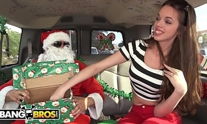 Bangbros - a very profitability omnibus christmas in all directions mia monroe and santa claus