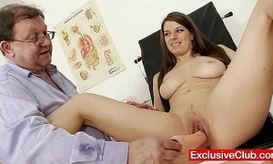Mona lee pioneering pussy send back uncork within reach gyno polyclinic