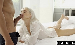 Blacked preppy mart girlfriend kacey jordan cheats anent bbc