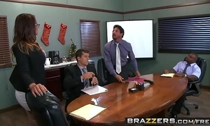 Brazzers - fat breast encouragement under way - (tory lane, ramon rico, distinct tommy gunn)